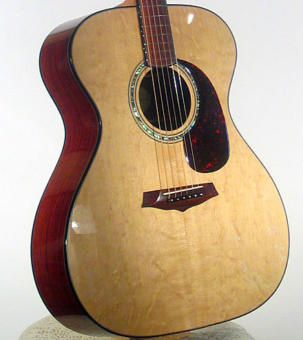 Bearclaw Sitka Spruce Top Photo