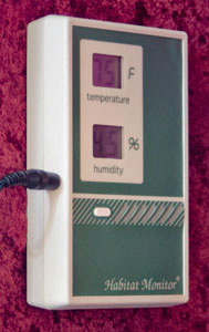 Photo of Cabinet Hygrometer
