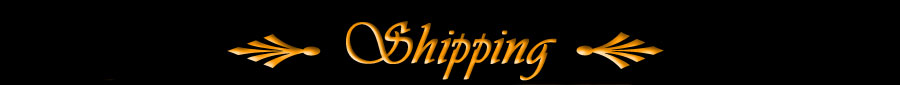 Shipping Page Title